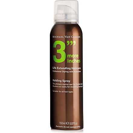 3 MORE INCHES Hairspray 150ml