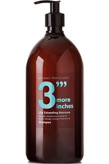 3 MORE INCHES Life-Extending shampoo 1000ml