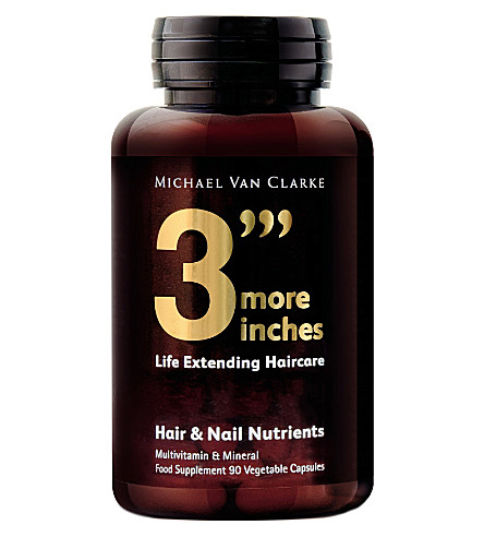 3 MORE INCHES Hair & Nail nutrients