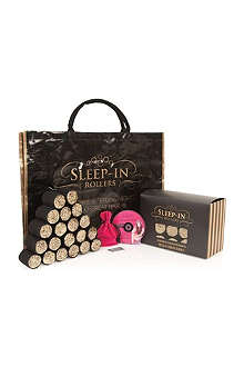 SLEEP IN ROLLERS Goodbye Sleepless Nights Glitter Roller set