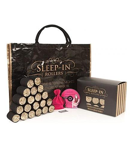 SLEEP IN ROLLERS Goodbye Sleepless Nights Glitter Roller set