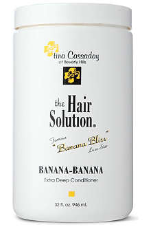 TINA CASSADAY OF BEVERLY HILLS Banana-Banana extra deep conditioner 946ml