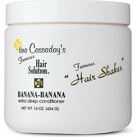 TINA CASSADAY OF BEVERLY HILLS Banana-Banana extra deep conditioner 454g
