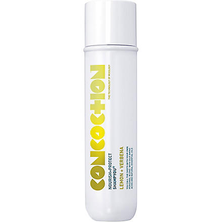 CONCOCTION Nourish + Protect Shampoo: Lemon + Verbena