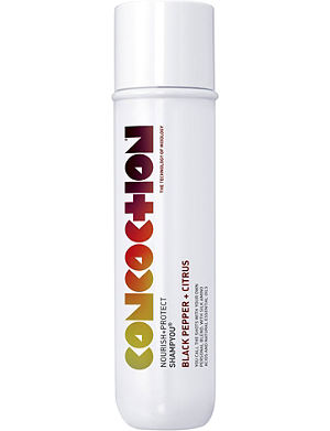 CONCOCTION Nourish + Protect Shampoo: Black Pepper + Citrus