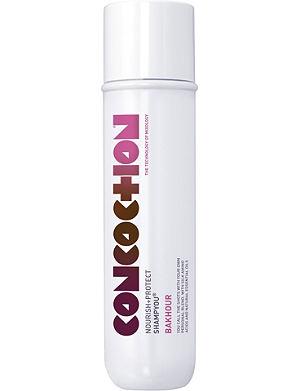 CONCOCTION Nourish + Protect Shampoo: Bakhour