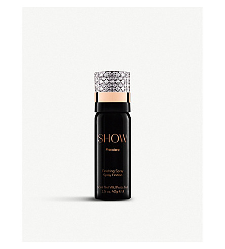 SHOW BEAUTY Premiere mini finishing spray 50ml