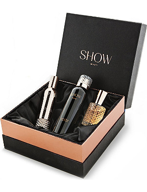 SHOW BEAUTY Deluxe hair care gift box