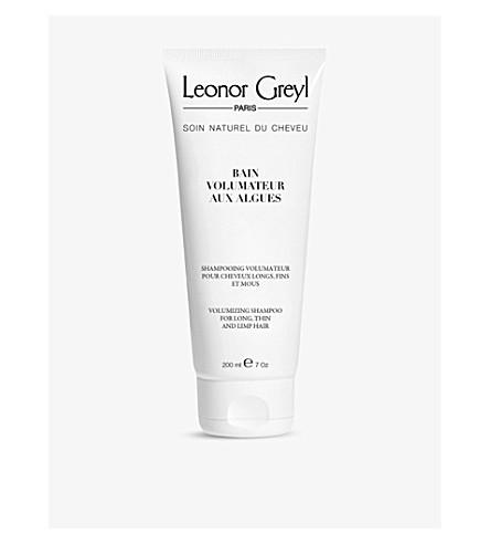 LEONOR GREYL Bain Volumateur Aux Algues shampoo 200ml