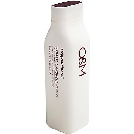 ORIGINAL MINERAL Hydrate & Conquer shampoo 350ml