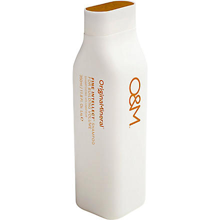 ORIGINAL MINERAL Fine Intellect shampoo 350ml