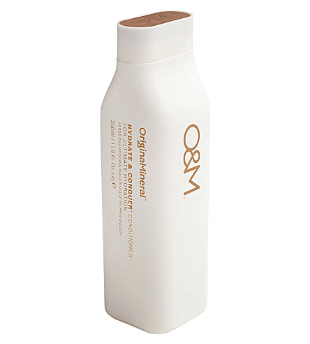 ORIGINAL MINERAL Hydrate & Conquer conditioner 350ml