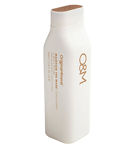 ORIGINAL MINERAL Maintain The Mane conditioner 350ml