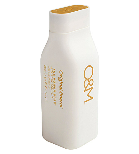 ORIGINAL MINERAL The Power Base protein treatment 250ml