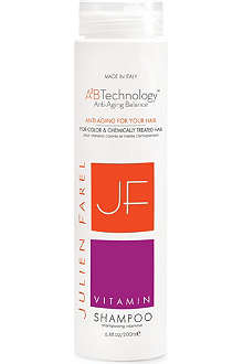 JULIEN FAREL Vitamin shampoo 200ml
