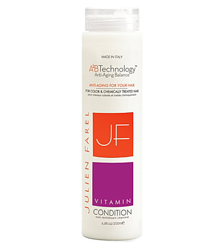 JULIEN FAREL Vitamin conditioner 200ml