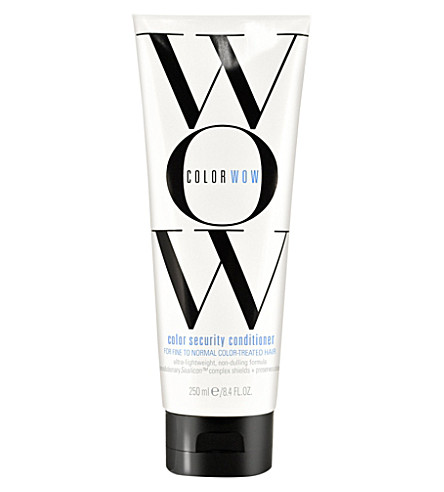 COLOR WOW Colour Security Conditioner- fine to normal hair