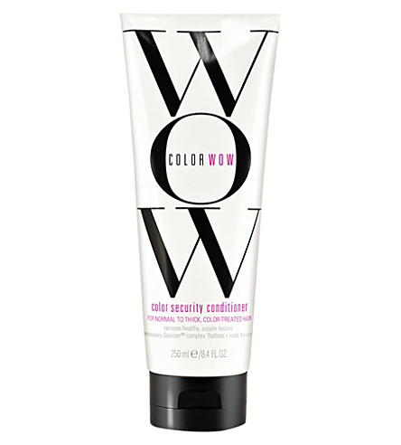 COLOR WOW Colour Security Conditioner- normal to thick hair