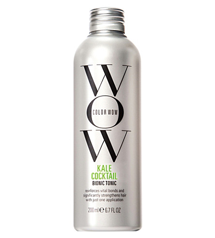 COLOR WOW Kale Cocktail – Bionic Tonic 200ml