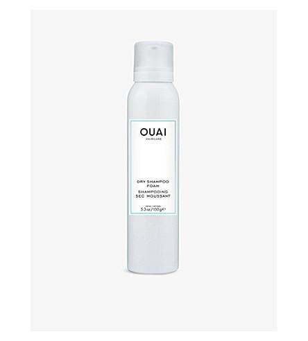OUAI Dry Shampoo Foam