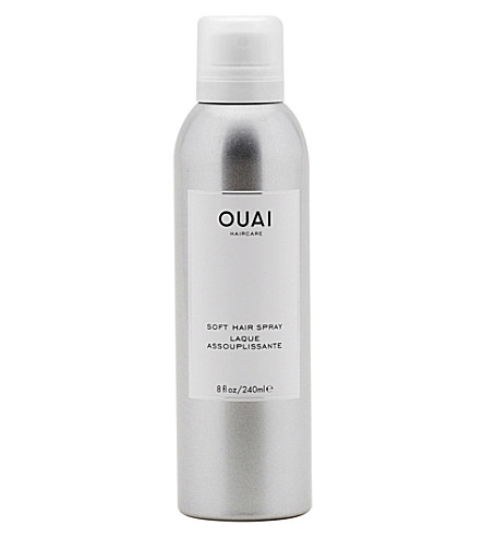 OUAI Soft Hair Spray 240ml