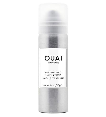 OUAI Texturising Hair Spray Travel