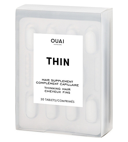OUAI Thinning Hair Supplement 30 capsules
