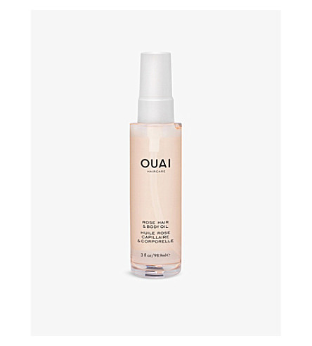 OUAI Rose Hair & Body Oil 98.9ml
