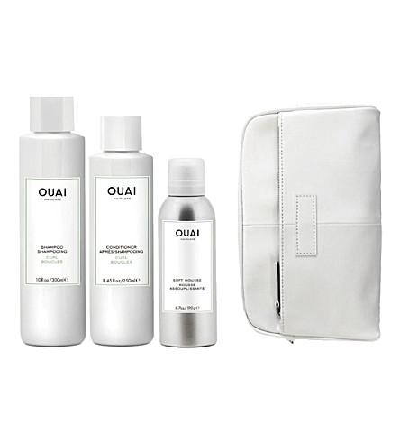 OUAI Curl kit