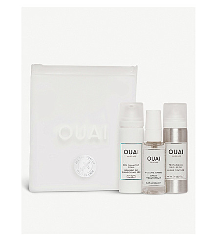 OUAI All The Ouai Up Set