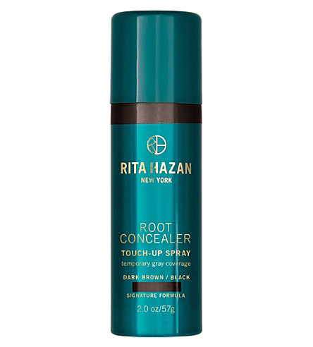RITA HAZAN NEW YORK Root Concealer Touch-Up Spray (Dark brown/black