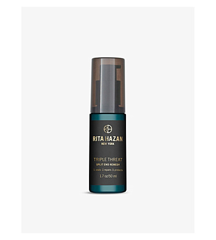 RITA HAZAN NEW YORK Triple Threat Split End Remedy