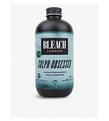 BLEACH Sulph Obsessed shampoo 250ml (Sulph+obsessed