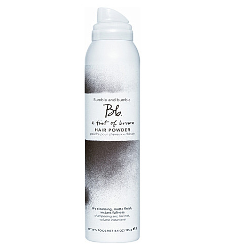BUMBLE & BUMBLE A Tint Of Brown hair powder 125g