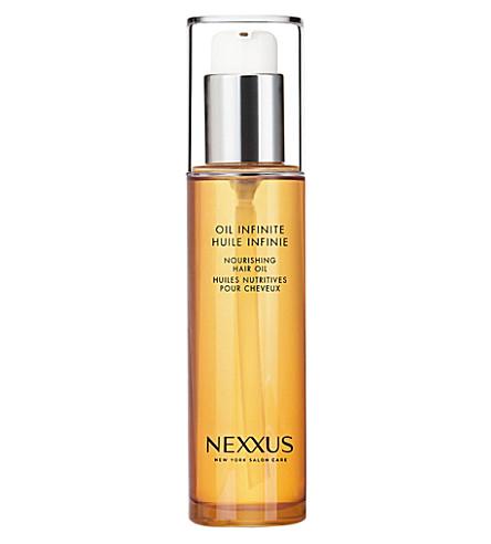 NEXXUS OIL INFINITE Nourishing Hair Oil 100ml