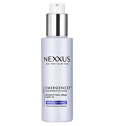 NEXXUS EMERGENCÉE Refortifying Leave in Crème Masque 150ml