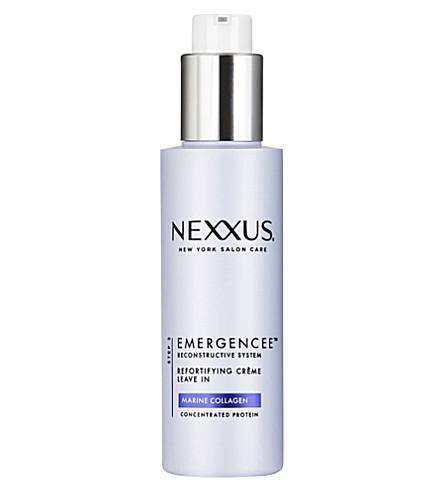 NEXXUS EMERGENCÉE Refortifying Leave in Crème Masque 150ml