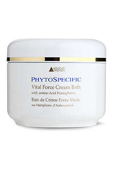 PHYTOLOGIE Phytospecific vital force cream bath 200ml