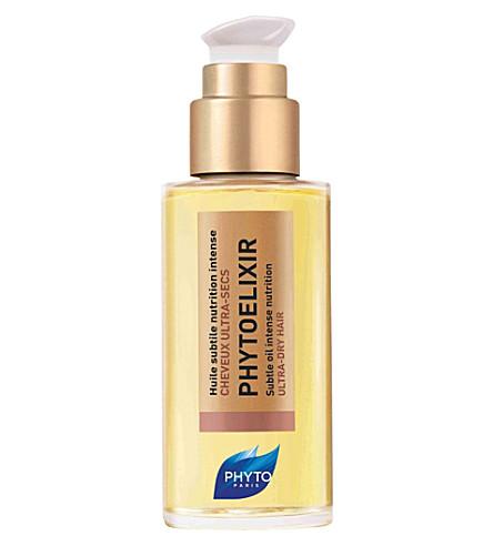 PHYTO Phytoelixir subtle intense nutrition oil