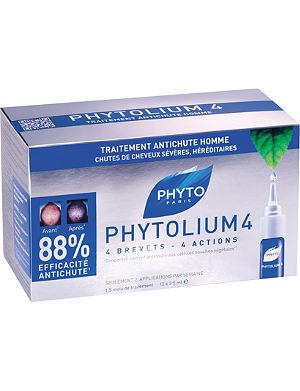 PHYTO Phytolium 4 for thinning hair - men 12x3.5ml