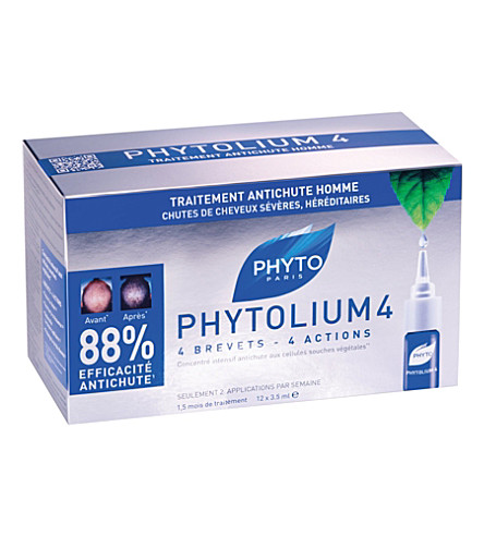 PHYTO Phytolium 4 for thinning hair - men 12x3.5ml