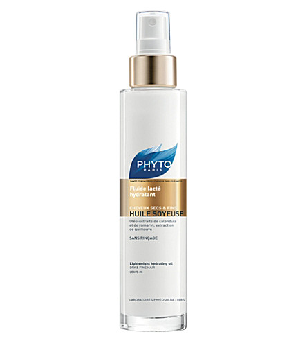 PHYTO Huile Soyeuse lightweight hydrating oil 100ml