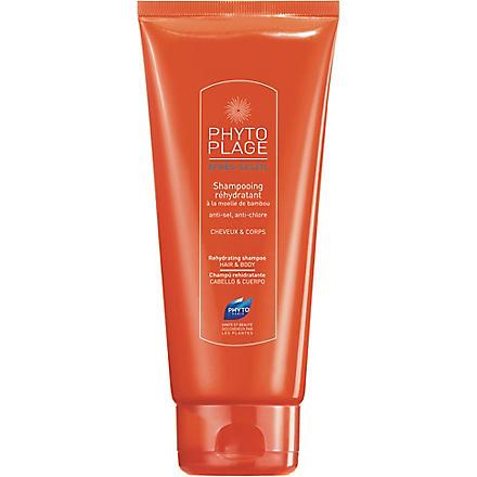 PHYTO Phytoplage rehydrating shampoo 200ml