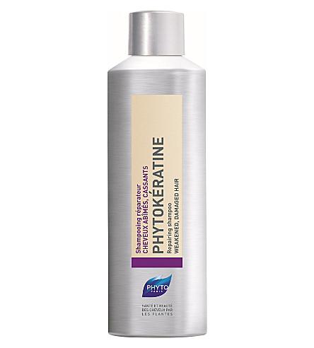 PHYTO Phytokératine 修复洗发水200毫升