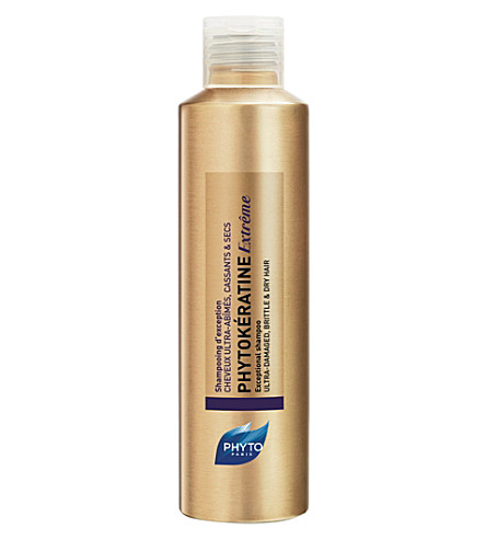 PHYTO Phytokeratine Extrême 洗发水200毫升