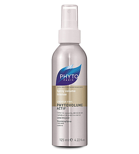 PHYTO Phytovolume Actif hair volumiser 125ml