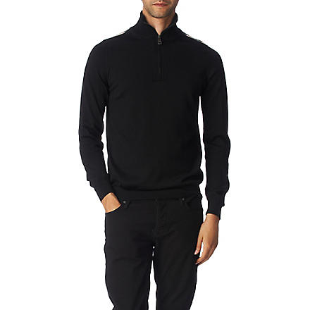 BURBERRY Grange jumper (Black