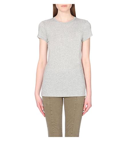 VINCE Little Boy jersey t-shirt (H grey