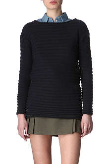 BARBOUR Linsi cotton jumper