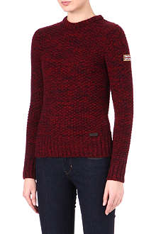 BARBOUR Danby lambswool jumper